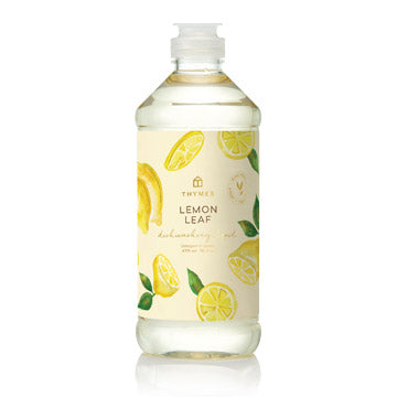 Lemon Dishwashing Liquid