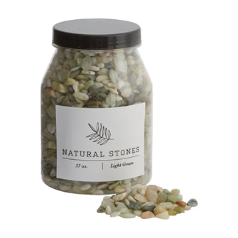 Natural Stones- Light Green