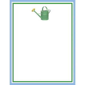 "Notepad 4""x5""- Watering Can"