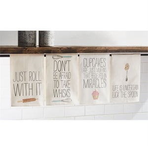 Funny Cooking Dish Towel