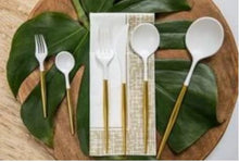 Load image into Gallery viewer, Bella Flatware - Gold