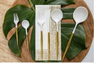 Bella Flatware - Gold