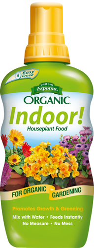 Indoor! Houseplant Food