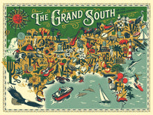 Load image into Gallery viewer, Jigsaw Puzzle The Grand South