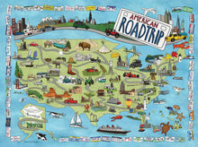 Load image into Gallery viewer, Jigsaw Puzzle American Roadtrip