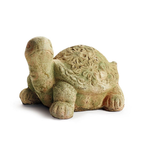 Weathered Garden Turtle