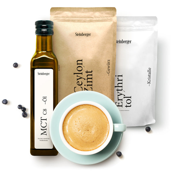 Bulletproof Coffee Set