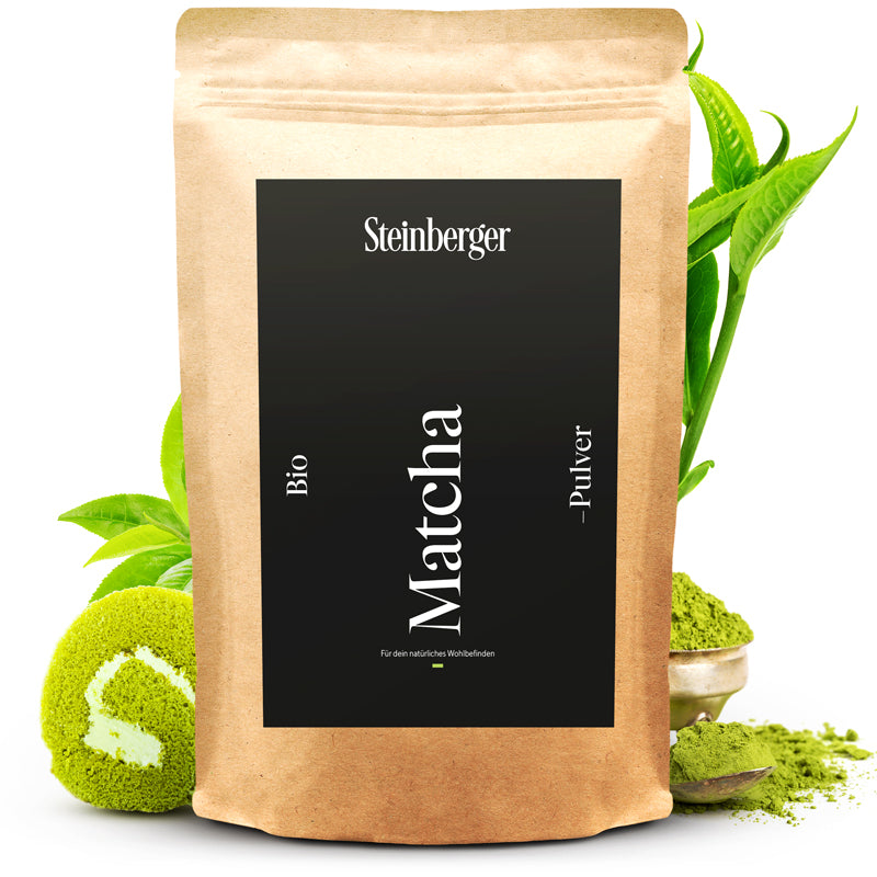 Cooking Quality Matcha Tee Pulver