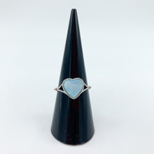 Load image into Gallery viewer, Larimar Sterling Silver Ring