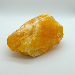XL Orange Calcite Rough