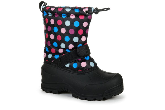 Northside Frosty Kids Snow Boot - Pink/Blue