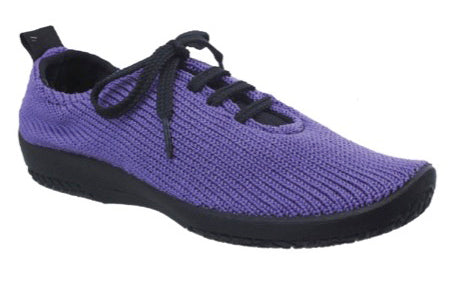 A'rcopedico - LS - R8 Purple Knitted Lace Up