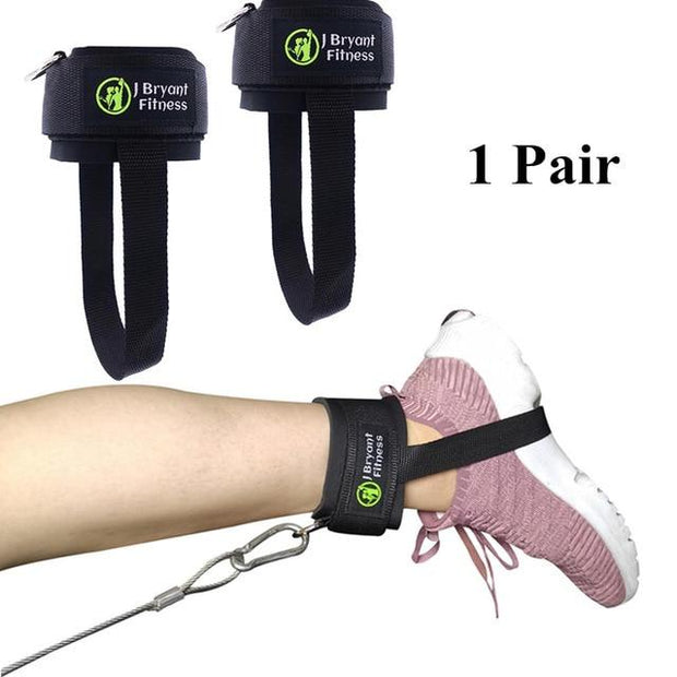 Gym Accessories Online ankle strap 2 Cable Machine Attachments Tricep Rope D-Handle Cable Pully Optional for Gym Fitness Equipment Weight Lifting Workout Accessories