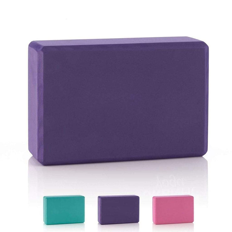 Gym Accessories Online Eva Foam Yoga Block / Brick