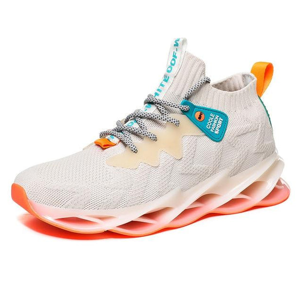 Gym Accessories Online D815Beige / 11 FleXers Breathables Running Shoes