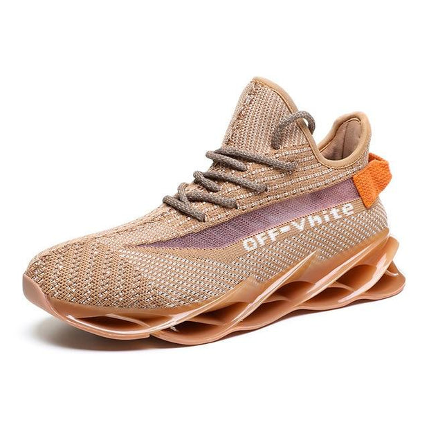 Gym Accessories Online G97Apricot / 11 FleXers Breathables Running Shoes