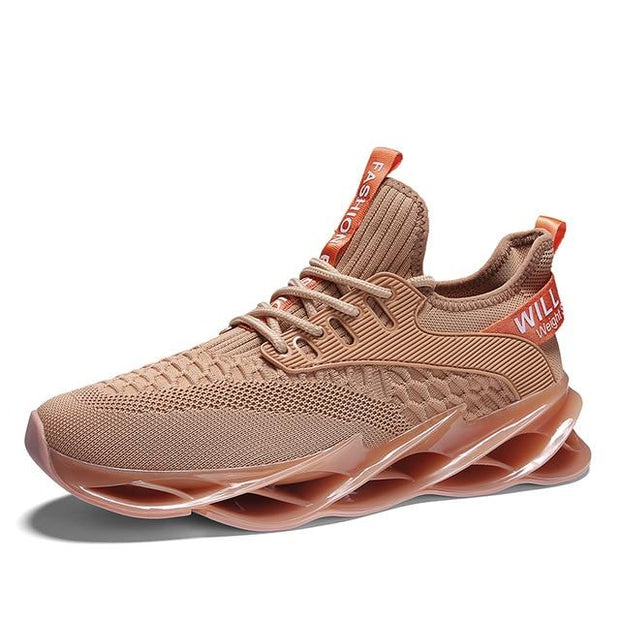 Gym Accessories Online 1912Apricot / 11 FleXers Breathables Running Shoes