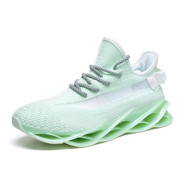 Gym Accessories Online G97Green / 9.5 FleXers Breathables Running Shoes