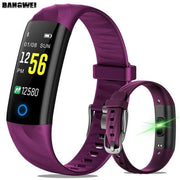 Gym Accessories Online purple Lige Smartwatch Fitness Tracker with Heart Rate Sensor