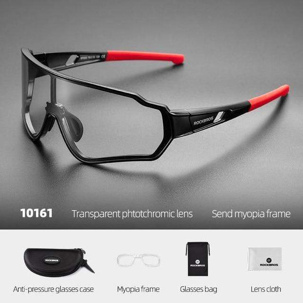 Gym accessories online glasses style 200 Photochromic Cycling Glasses