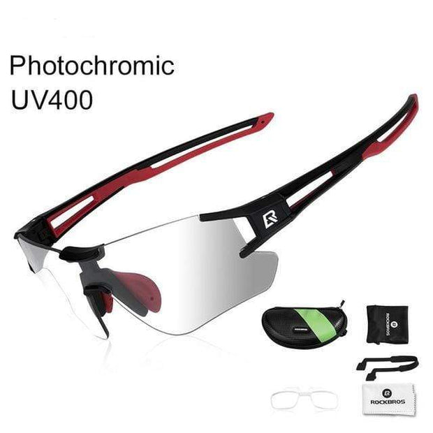 Gym accessories online glasses Style 101 Photochromic Cycling Glasses