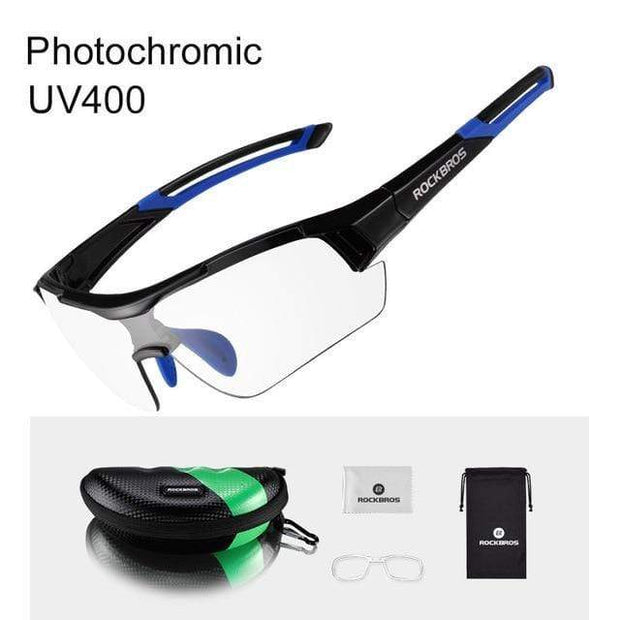Gym accessories online glasses Style 105 Photochromic Cycling Glasses
