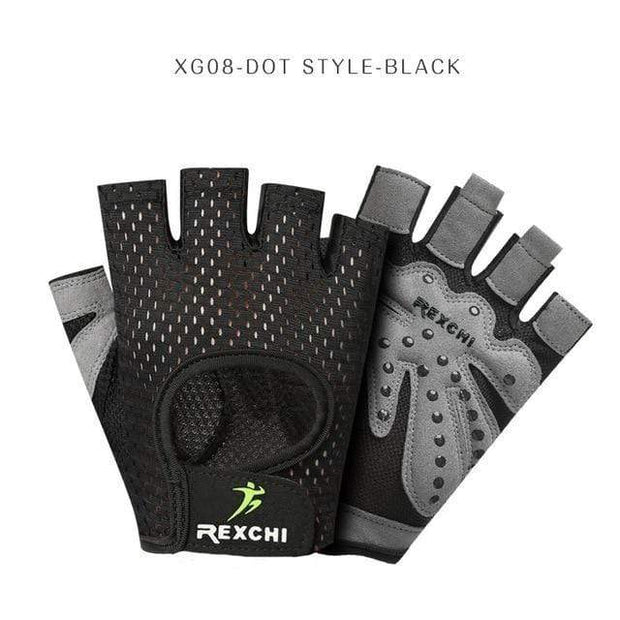 Gym accessories online Gloves XG08 Dot Black / S Professional Gym Gloves Weight Lifting Women