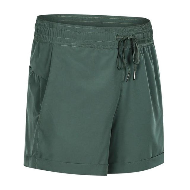 Gym Accessories Online Green / XS Quick - Dry Lightweight Training Shorts