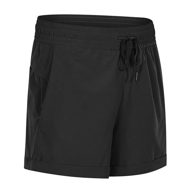 Gym Accessories Online Black / M Quick - Dry Lightweight Training Shorts