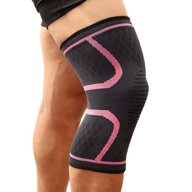 Gym Accessories Online Pink / M Running / Cycling  Elastic Knee Support