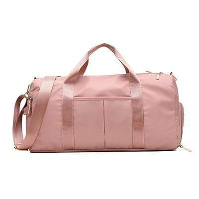 Gym accessories online bag Pink 03 Training Separated Waterproof Yoga/Gym Bag