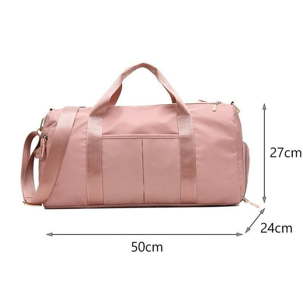 Gym accessories online bag Training Separated Waterproof Yoga/Gym Bag