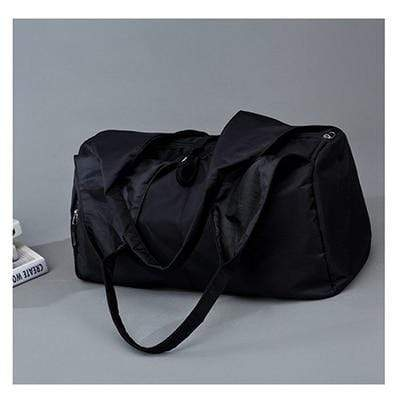 Gym accessories online bag Black 02 Training Separated Waterproof Yoga/Gym Bag