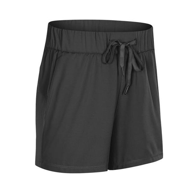 Gym Accessories Online Black / M Tummy Control Workout / Yoga Shorts