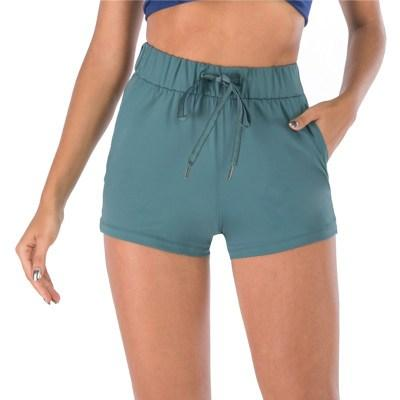 Gym Accessories Online Light Verdure / XL Tummy Control Workout / Yoga Shorts