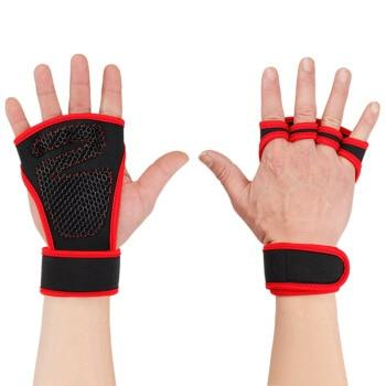 Gym Accessories Online Red / L Weight Lifting Training Gloves Women/Men