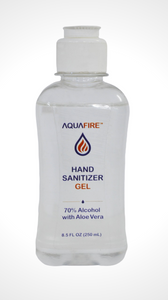 Aquafire Flip Cap Bottle Gel 250mL