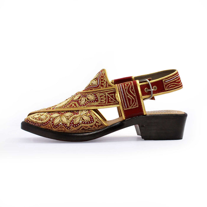 Wedding Nawab Chappal