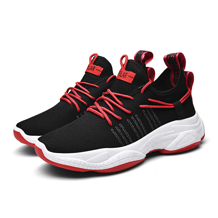 Running Sports Sneakers Shoes Red