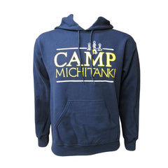 UM Transplant Camp Michitanki Hoodie - Navy