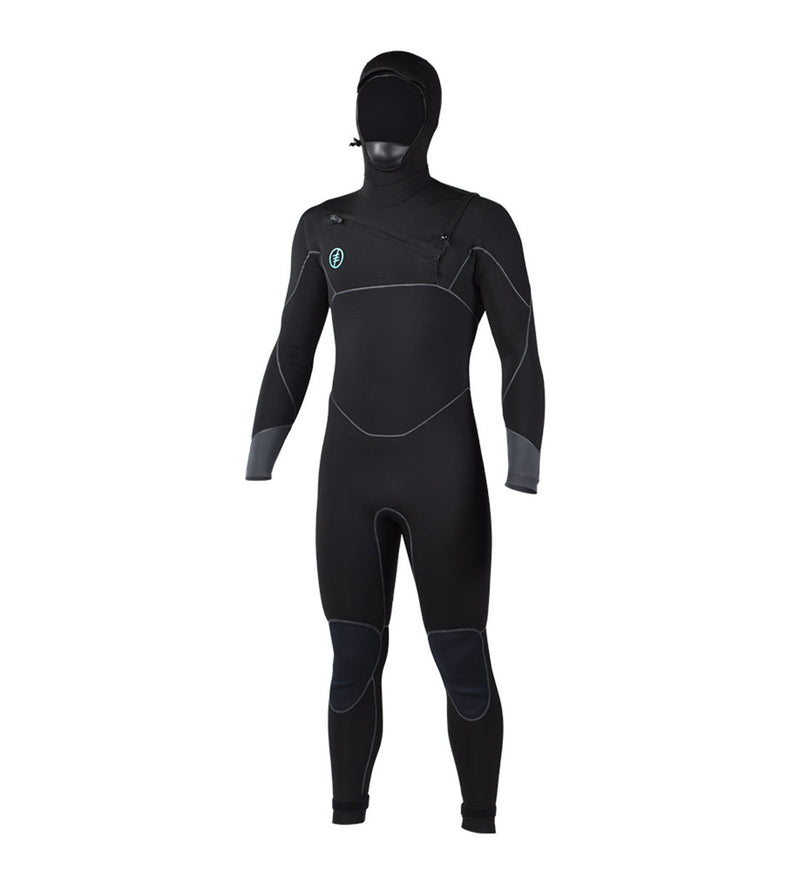 Ride Engine APOC 4/3/2 Hooded Wetsuit