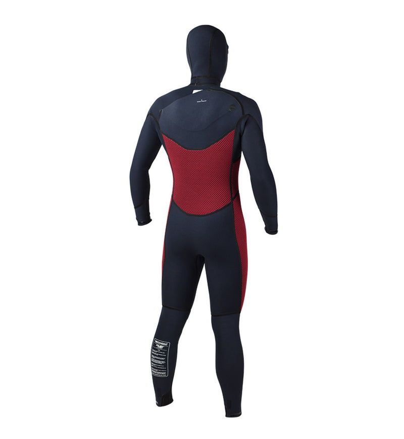 Ride Engine APOC 5/4/3 Hooded Wetsuit