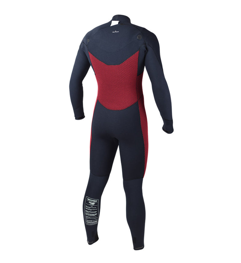 Ride Engine APOC 4/3 Hoodless Wetsuit