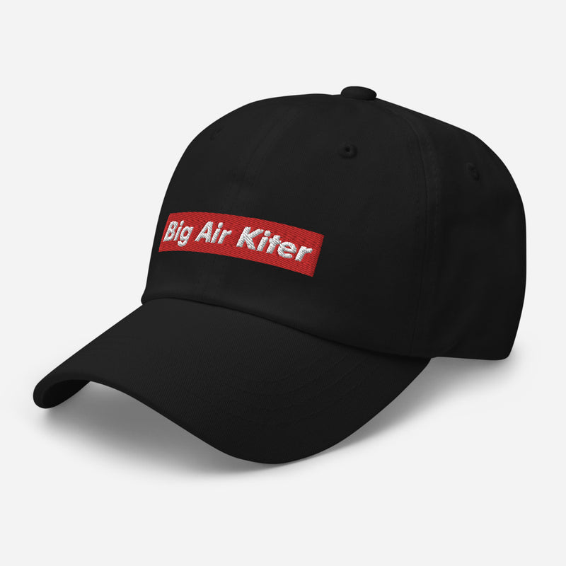 Big Air Kiter | Baseball cap | Black