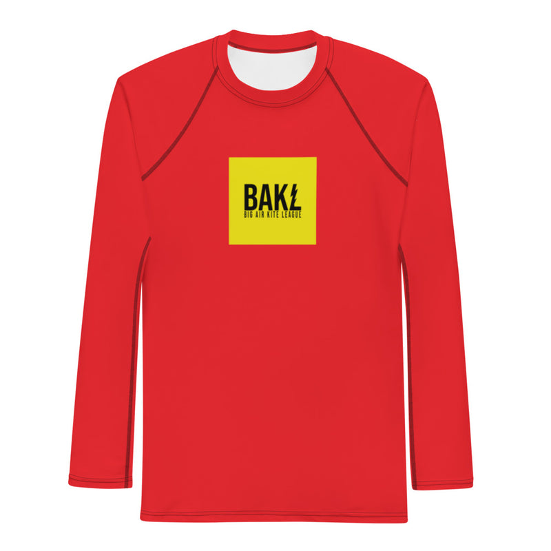Red BAKL Rash Guard