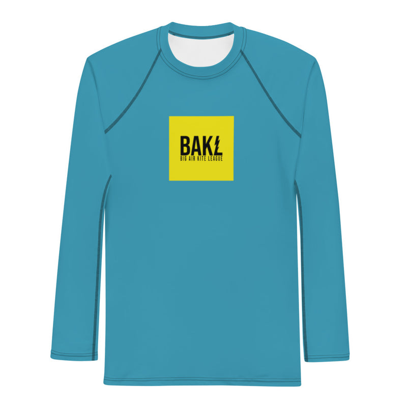 Blue BAKL Rash Guard