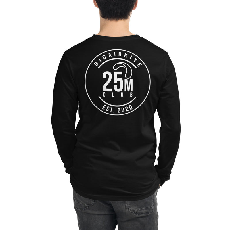 25m Club | Long Sleeve Big Air Kiter Tee