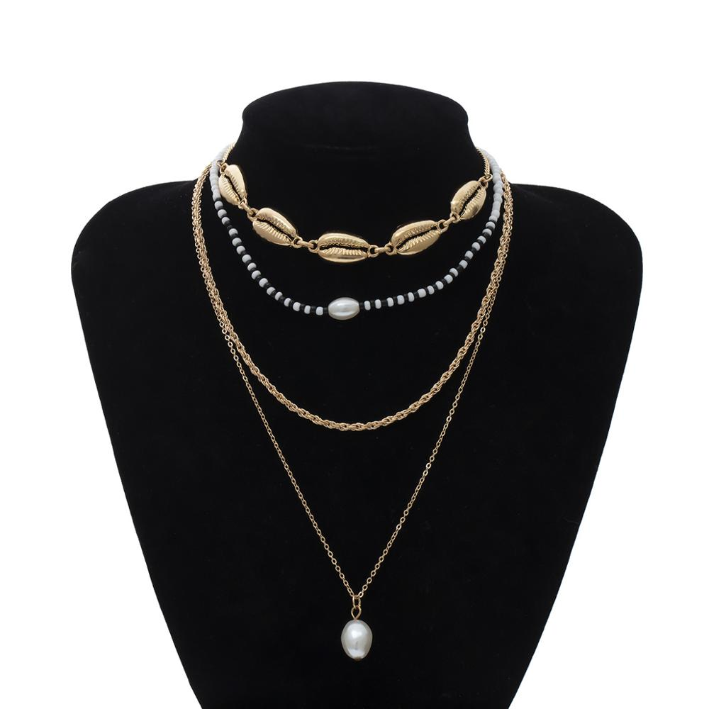 Pearls and Pukas Necklace