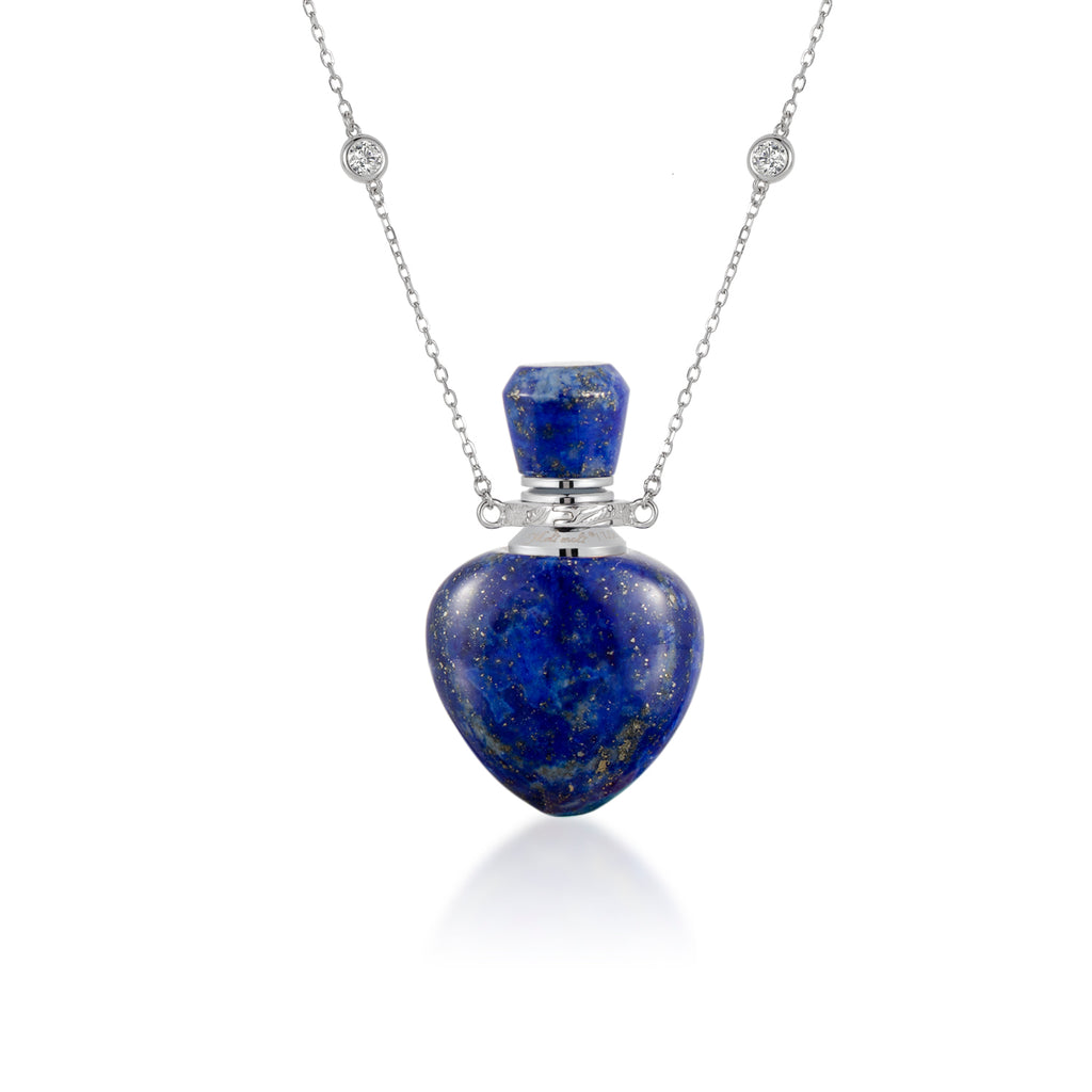 ANTIQUITY | Lapis Lazuli Sterling Silver Necklace