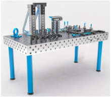 Load image into Gallery viewer, 3D modular welding table